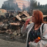 Santa Rosa Residents Face Neighborhoods Destroyed by Fire