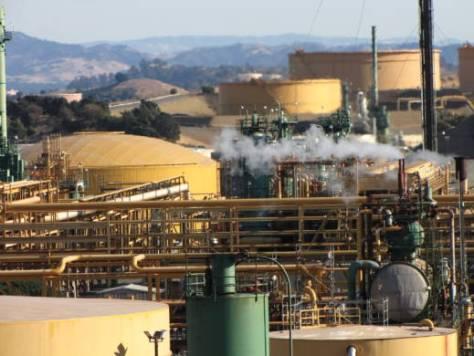 Valero Restarts Benicia Refinery 40+ days after major malfunction