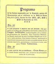 Programa Fiestas 1.933 – p.1