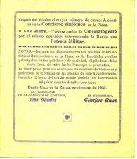 Programa Fiestas 1.933 – p.4