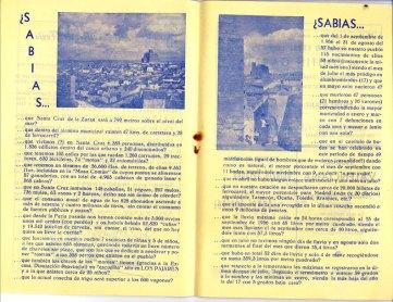 Programa Fiestas 1.957 - Central