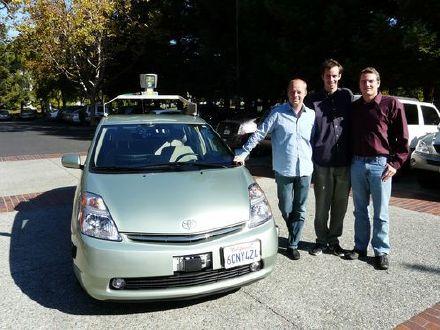 Google公布其自动驾驶小车所用的技术
