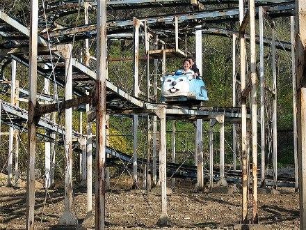 朝鲜最欢乐的地方——万景台游乐场[27p+v]
