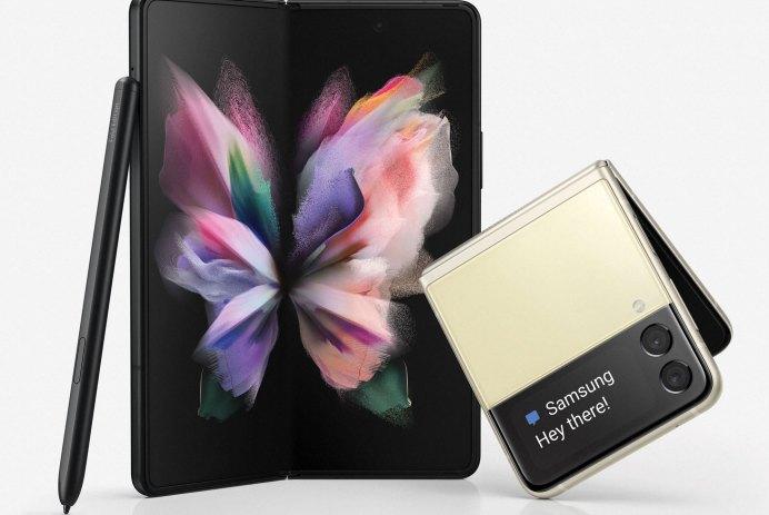 Galaxy Z Fold Flip 3 Samsung