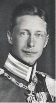 Wilhelm Hohenzollern, Prince Friedrich Wilhelm Victor August Ernst.