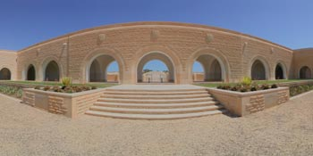 Al Alamein War Memorial, Egypt