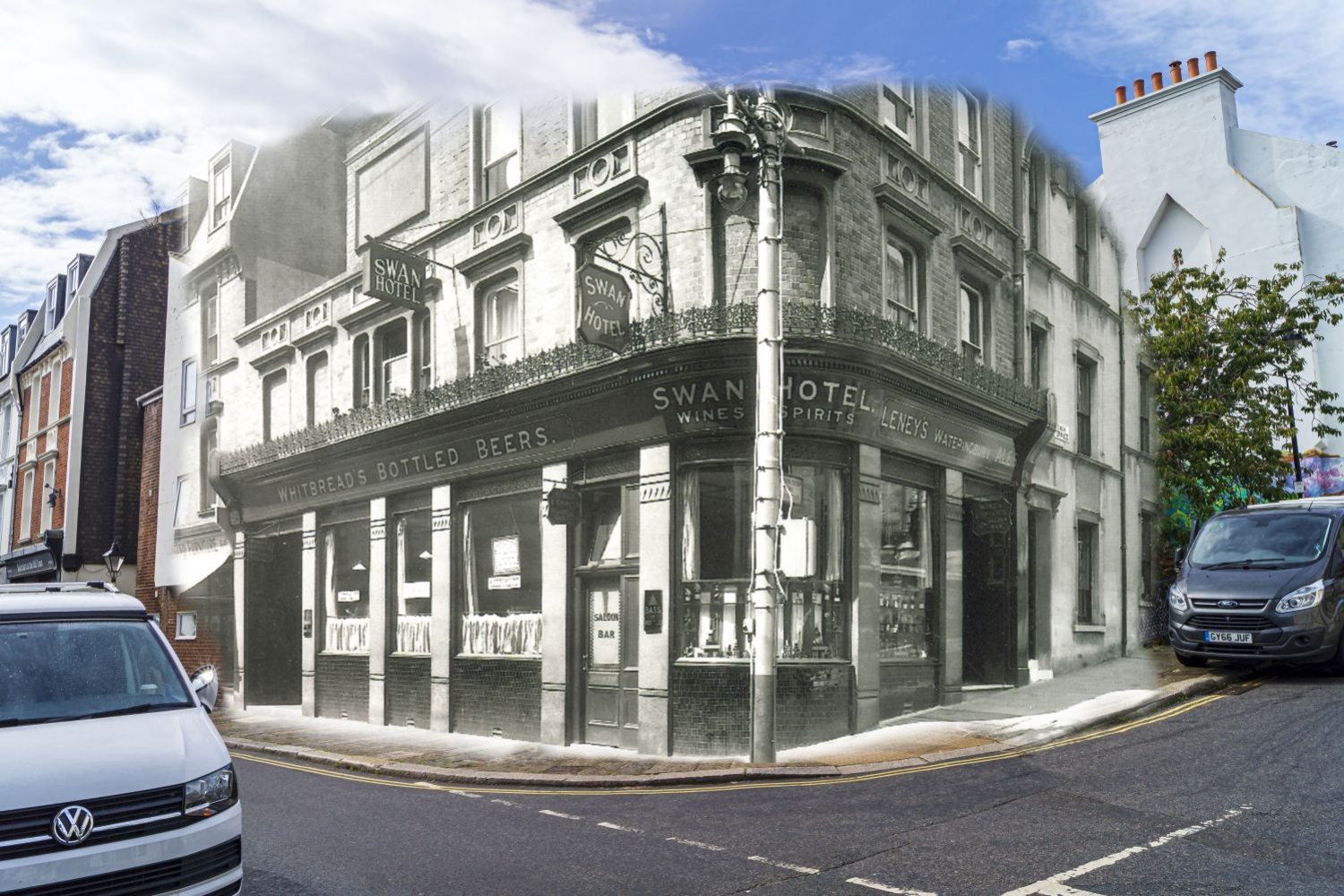 The Swan Hotel – Then 1