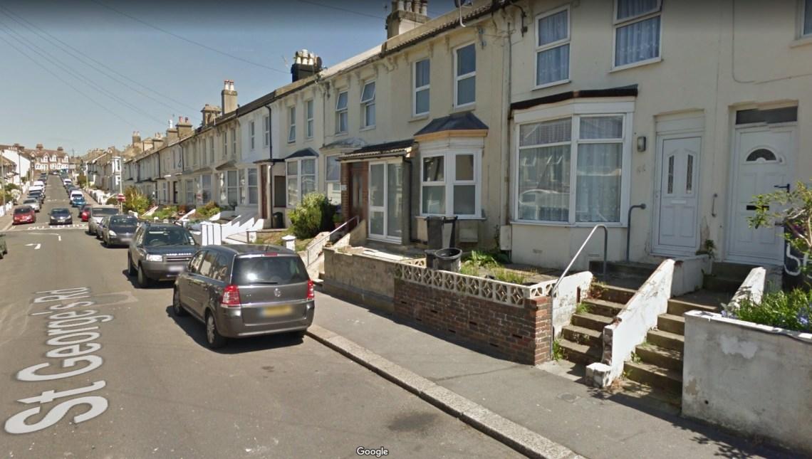 60 St Georges Road, Hastings