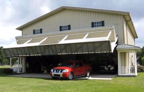 First Floor Garage