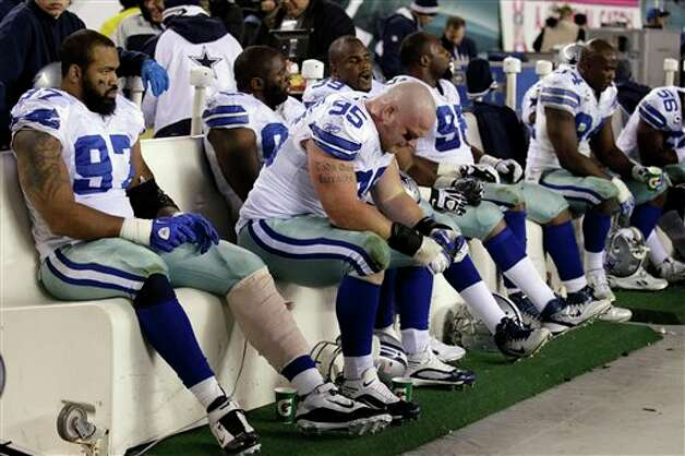 MAN ON A MISSION: Goal-line drill leaves Dallas Cowboys DT Sean Lissemore mad that he got moved - The Boys Are Back blog