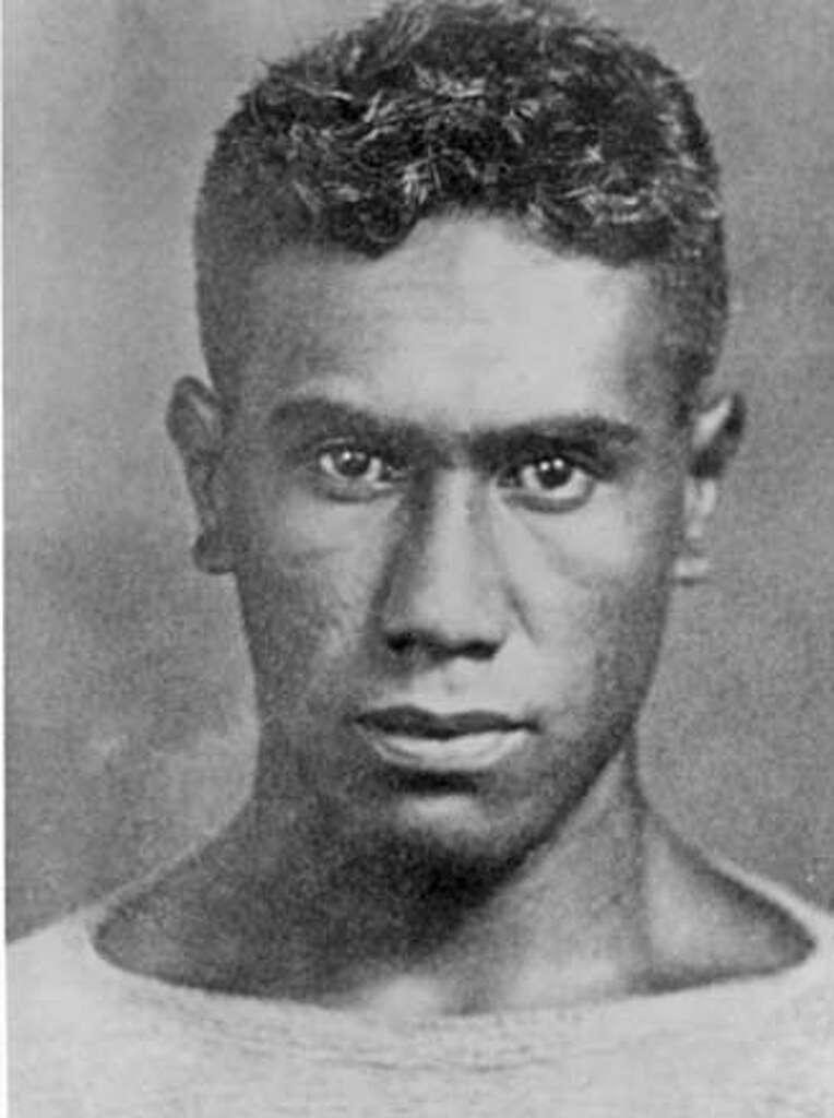 Joseph Kahahawai's mugshot