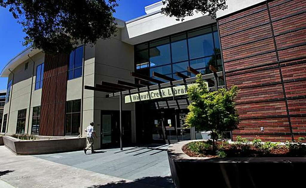 Image result for Walnut creek library