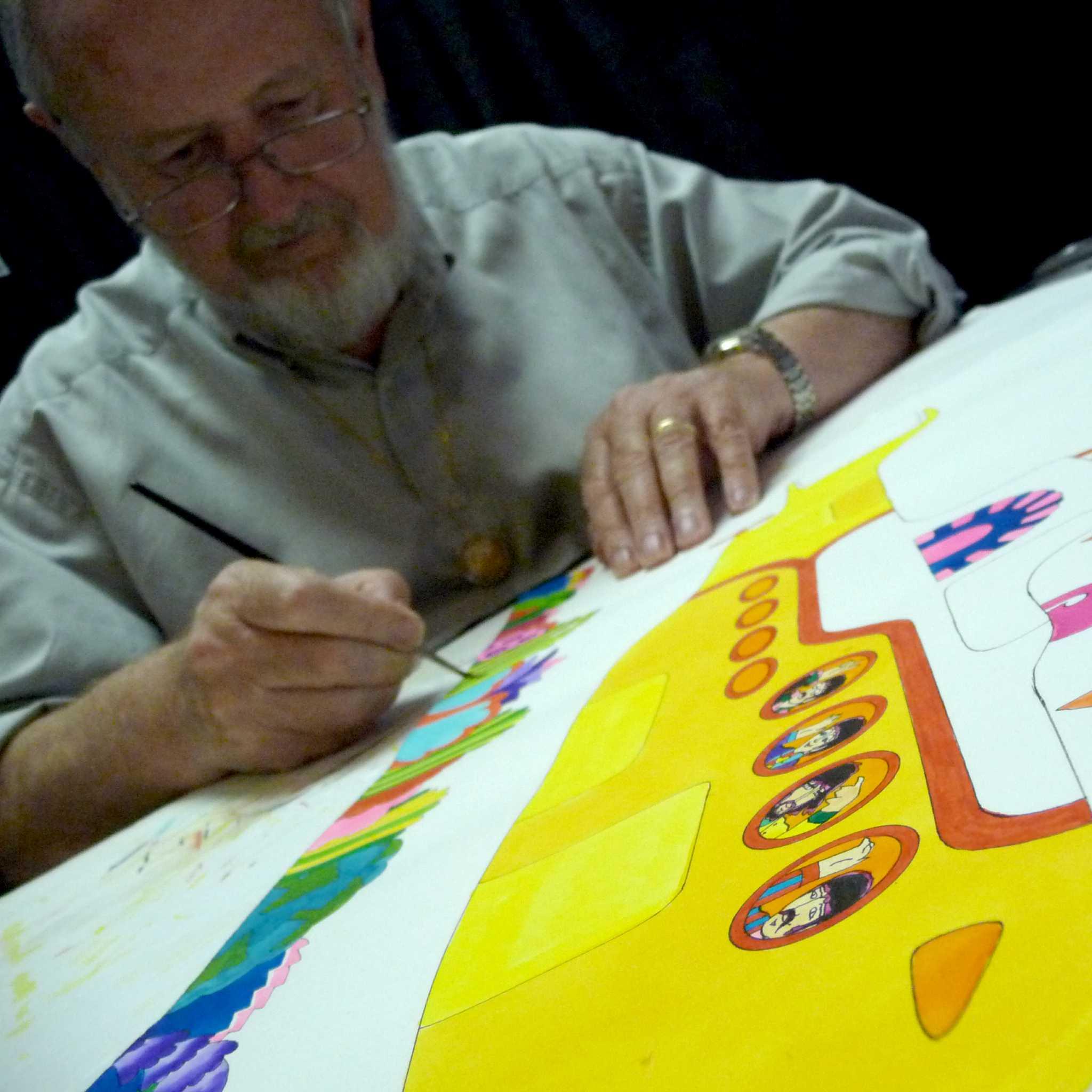 Beatles Cartoon Animator Among Star Attractions At Kzep