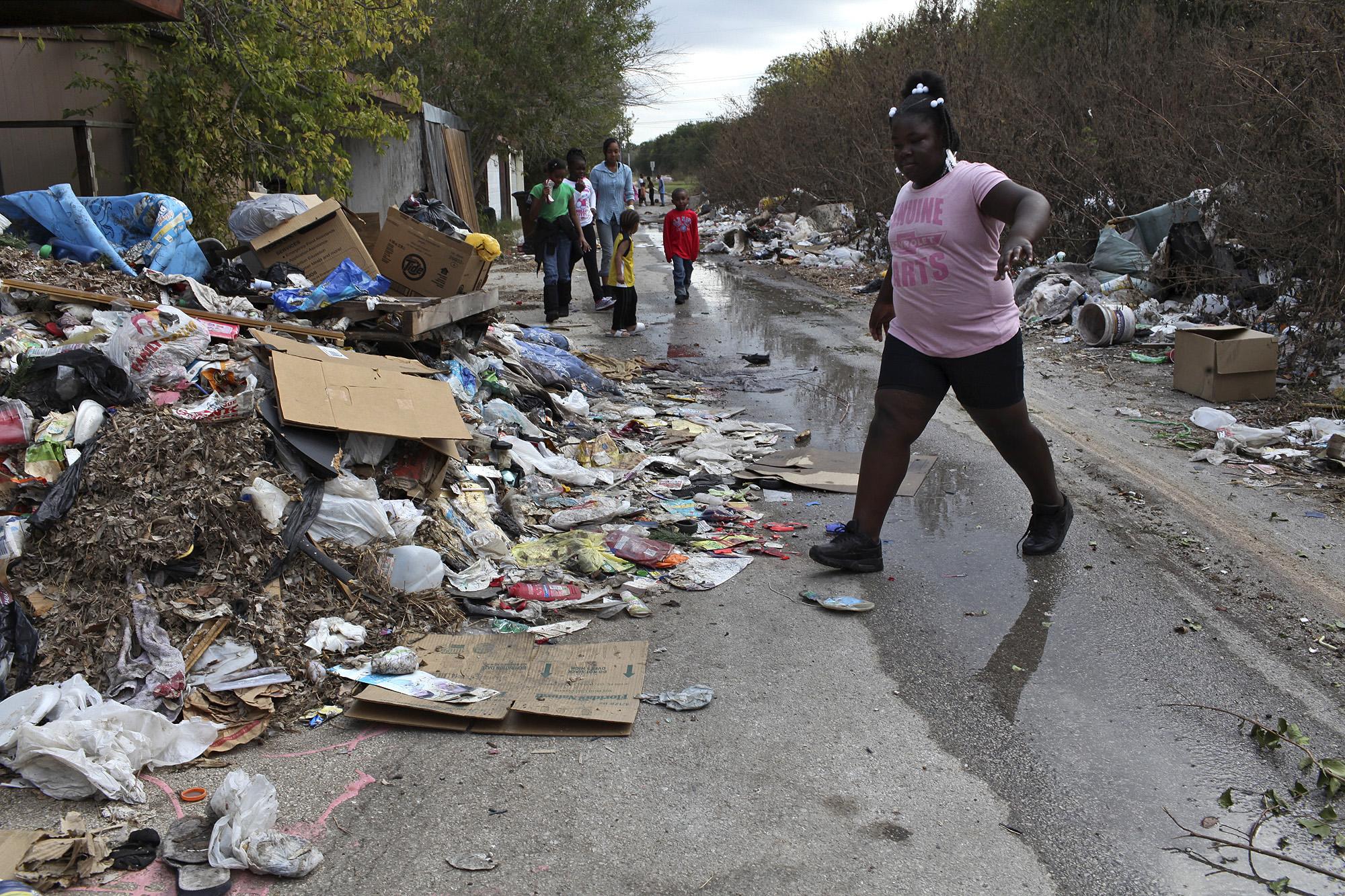 Legislative Push Is On To Clean Up East Bexar San