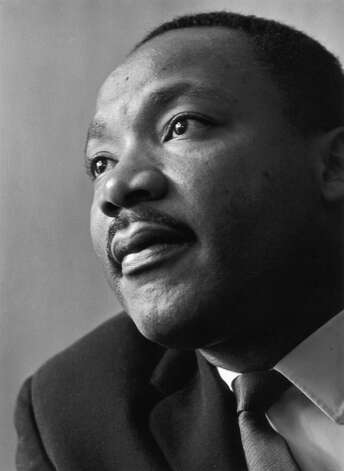 Martin Luther King Jr. Photo: Reg Lancaster, Getty Images