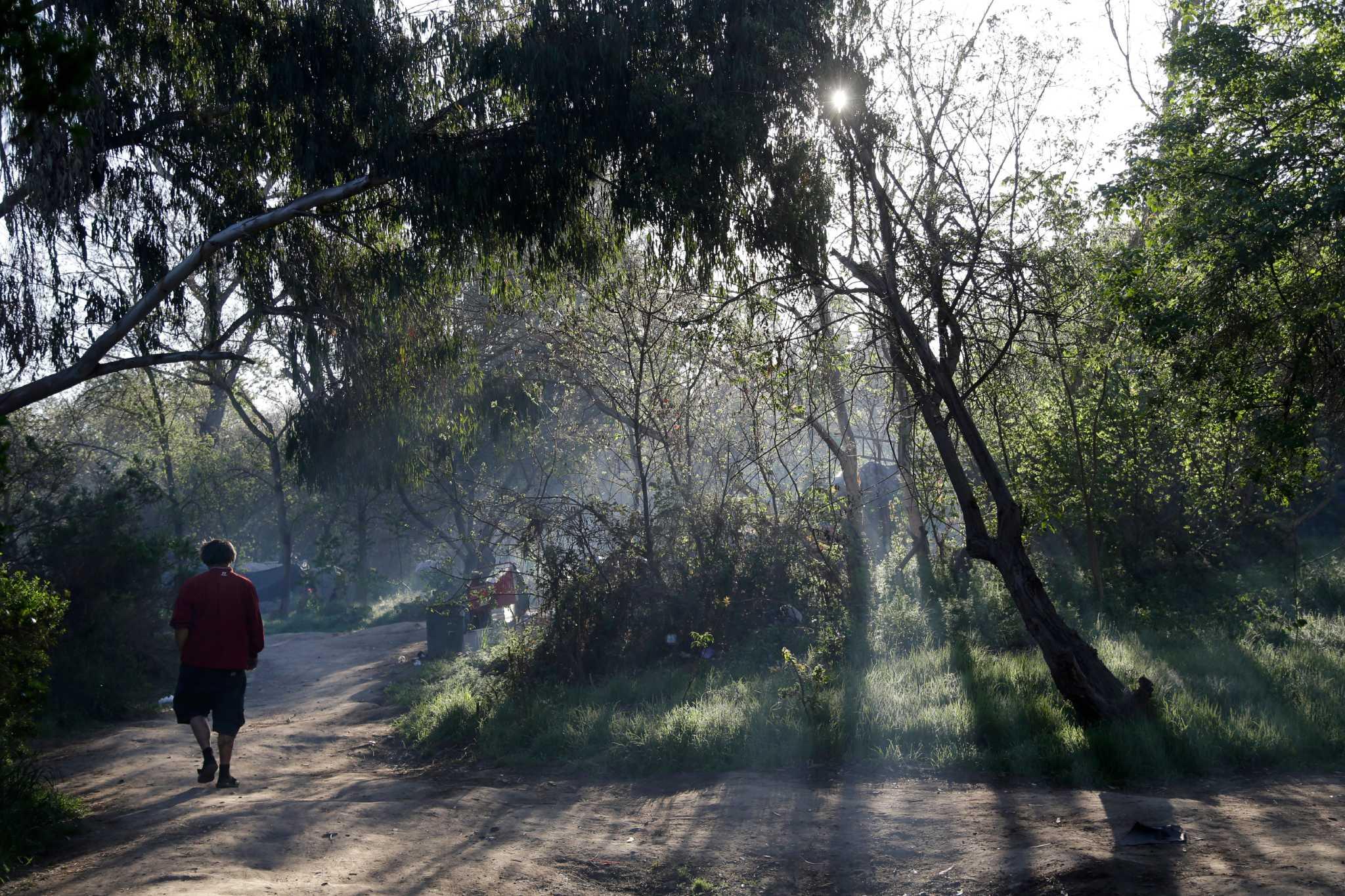 Survival And Defeat In Silicon Valley Slum San Antonio