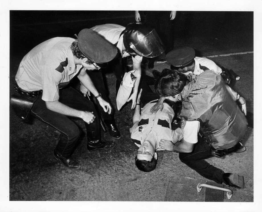 Riots Baltimore Hanlon Park