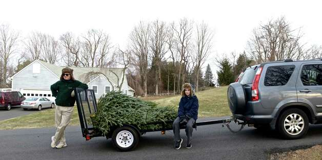 Boy Scouts Christmas Tree Recycling