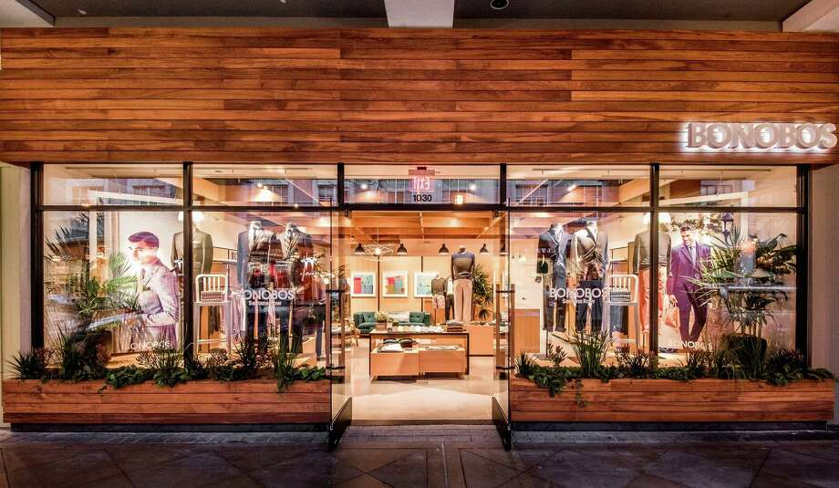 Bonobos' new San Jose guideshop is the second in the Bay Area. Photo: Bonobos / ONLINE_YES