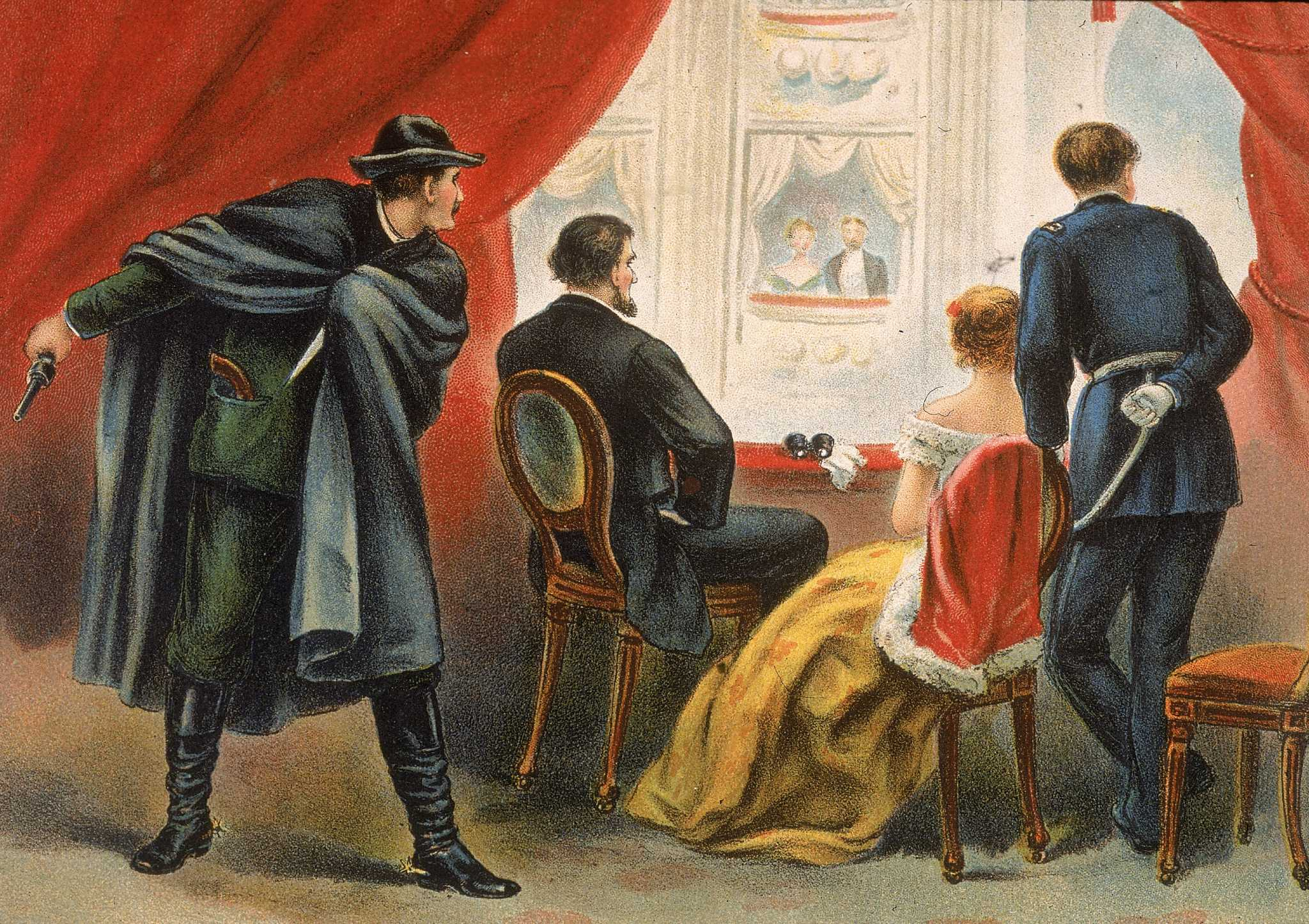 Abraham Lincoln S Assassination 150 Years Ago