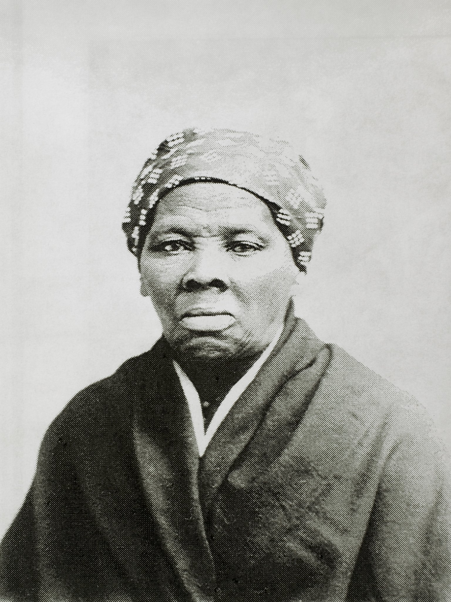 Harriet Tubman Rises Up As New Face Of 20 Bill