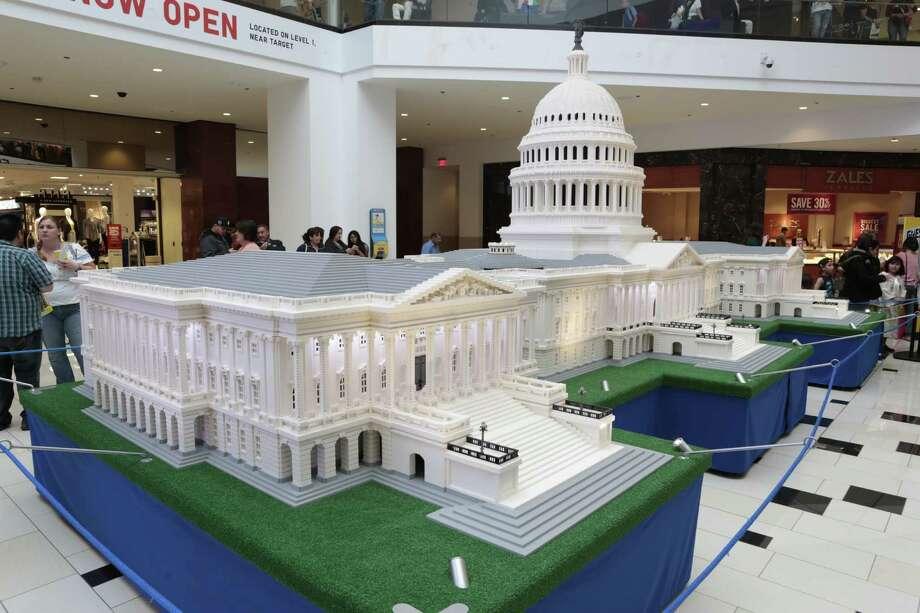 Lego Americana Roadshow Opens Saturday At North Star Mall