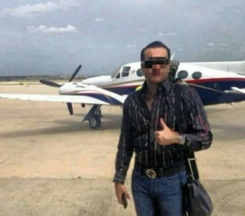 "Ivan Guzman, a son of the infamous drug lord Joaquin ""El Chapo"" Guzman, lives life to the fullest, as his Twitter account shows.Image via Twitter Photo: Twitter"