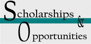 Scholarships & Career Opportunities – March Edition