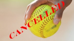 Sports schedule wiped out again!