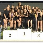 Girls Junior High Track Champions!