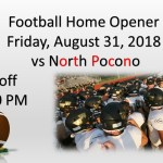 Wildcats will take on North Pocono in Home Opener this Friday