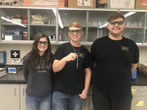 Western Wayne Students Teach Science at Elementary School