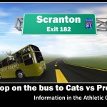 District will provide fan bus to Football Playoff vs Scranton Prep!