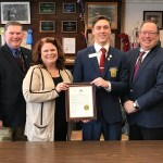 Western Wayne Student Prompts Recognition of FBLA Week in Wayne County