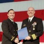 Western Wayne Pride – ENS Lucas Karnick graduates from the Naval Nuclear Power Training