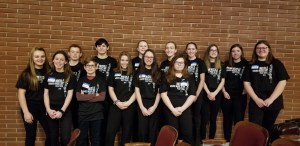 Western Wayne Students Participate in Middle Grades Festival