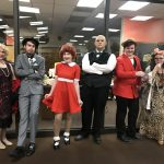 Students Perform at Annual Dr. Seuss Night Western Wayne's musical theater