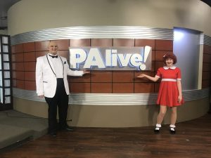 Watch Drama Club Students Perform Annie on PA Live!