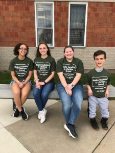 Students Attend 2018-19 Youth Summit: Make Inclusion a Lifetime Trend