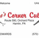 PROM SPONSOR – Sue's Corner Cuts