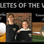 Motichka & Mistishin Athlete's of the Week for week of April 15, 2019