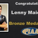 Lenny Maiocco earn Bronze Medal in State Tennis Singles