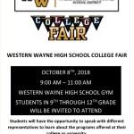 College Fair @ WWHS