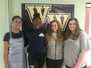 Western Wayne Students Attend Women in Science Symposium