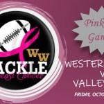 Wear Your PINK to Friday's Football Game!
