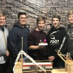 Western Wayne Students Win Innovation Award at Annual Engineering Competition