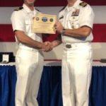 Western Wayne Graduate Excels in Navy
