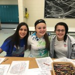 Western Wayne elementary, middle, and high school students all participated in a fall activity day