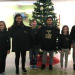 EverGreen Students thank PTA for Pride