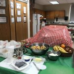 Western Wayne Middle School Students Make Holiday Breakfast